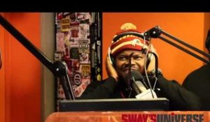 DMV's Muggsy Malone Spits A Hot Freestyle on Sway in the Morning