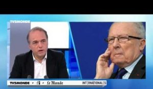 Yves Bertoncini dans Internationales - Emission du 21 mai 2017