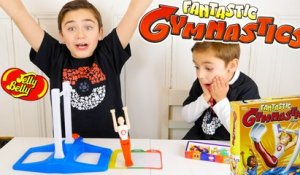 FANTASTIC GYMNASTICS CHALLENGE !!! Surprises ou Jelly Belly