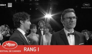 LE REDOUTABLE - Rang I - VO - Cannes 2017