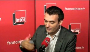 "Florian Philippot au sujet de son association ""Les patriotes"" : ""On a besoin d'air, de modernisation."""