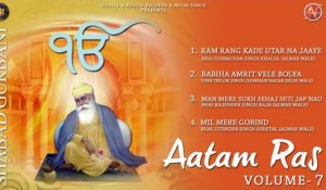 Various - Aatam Ras Volume 7 - Latest Shabad Gurbani 2017