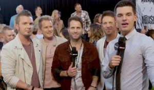"Parmalee On Music Video for ""Sunday Morning"" 