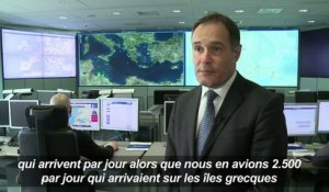 L'immigration en Europe change mais ne cesse pas, selon Frontex
