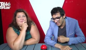 The Voice : Audrey et Vincent de la team Mika connaissent-ils bien The Voice ?(video)