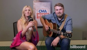 "Country Artist Stephanie Quayle Performs ""Selfish"" AT CMA Fest"