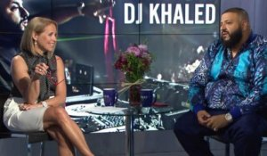 DJ Khaled Discusses Donald Trump and Dream Collaborations with Katie Couric | Billboard News