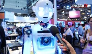 VivaTech : on a interviewé un robot