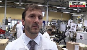 VIDEO. Poitiers. Fabrication des compteurs Linky