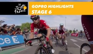 GoPro Highlight - Étape 6 / Stage 6 - Tour de France 2017