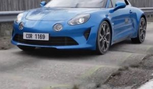 "5 tests de ""torture"" pour l'Alpine A110"