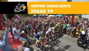 GoPro Highlight - Étape 19 / Stage 19 - Tour de France 2017