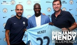 "Mercato - Benjamin Mendy : ""J'aime l'intensité de la Premier League"""