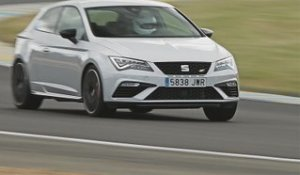 Supertest Seat Leon Cupra 300 2017