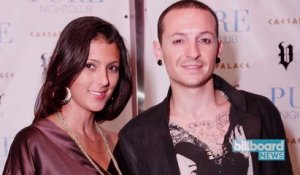 Chester Bennington's Widow Talinda Issues Statement: 'Now He Is Pain-Free' | Billboard News