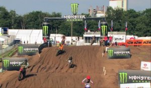EMX125 Race1 - FIAT Professional MXGP of Belgium 2017 - Highlights