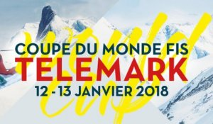 Teaser Telemark World Cup 2018 © Office de Tourisme de Pralognan