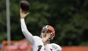 Brock Osweiler to start in Browns' preseason opener
