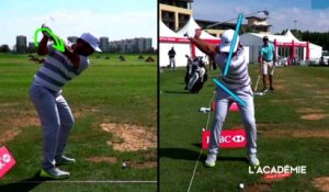 Swing de Champion : Alexander Levy