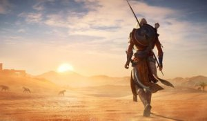 Assassin's Creed Origins - Trailer de gameplay : Jeux de pouvoir - Gamescom 2017 (VF)