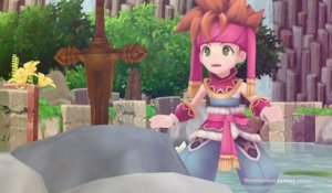 Secret of Mana – Trailer d'annonce