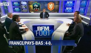 France-Pays-Bas (4-0) - L'analyse de la dream team