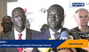 SENIX : le Sénégal inaugure son point d'échange Internet
