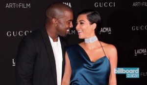 Kim Kardashian and Kanye West Are Having a Third Child | Billboard News