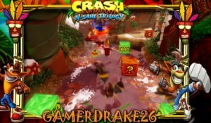 gamerdrake26 live  crash bandicoot n sane trilogy (09/09/2017 19:25)
