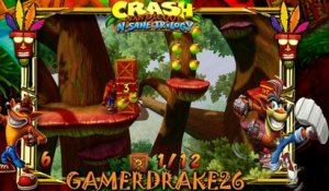 gamerdrake26 live  crash bandicoot n sane trilogy (09/09/2017 17:46)