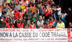 Manifestations partout en France