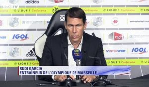 "Garcia : ""Une victoire sans contestation possible"""
