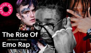 How Lil Peep, Lil Uzi Vert, and Trippie Redd Are Bringing Back Emo