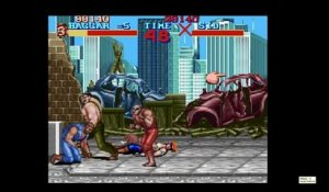 zeSangsue joue à Final Fight (snes). #Succés/ Trophés (21/09/2017 14:08)