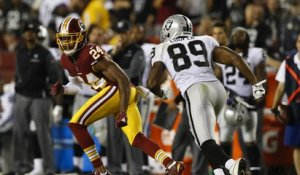 Josh Norman: Did Amari Cooper know who he was playing? No one ever put 200 yards on me