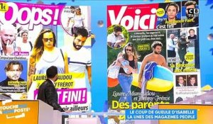 "En plein direct, Cyril Hanouna se lâche sur le magazine ""Voici"" et le traite de ""torchon"" - VIDEO"
