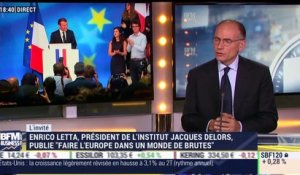 "Enrico Letta: ""On est arrivé en Europe au bout de l'abîme, on est maintenant en train de relancer l'Europe"" - 28/09"
