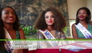 VIDEO (41) Miss France 2017 à Cheverny