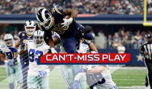 Can't-Miss Play: Todd Gurley snatches longest TD catch of career