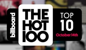 Early Release! Billboard Hot 100 Top 10 October 14th 2017 Countdown | Official