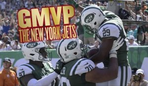First Quarter of the Season GMVP: New York Jets