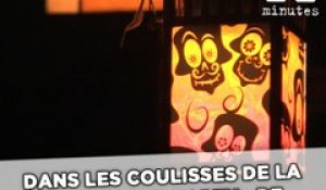 Halloween: En coulisses pour la «Skeletoons party» de Disney !