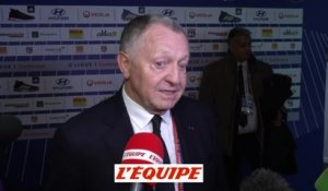 Foot - L1 : Aulas « Un grand match »