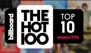 Early Release! Billboard Hot 100 Top 10 January 27th 2018 Countdown | Official