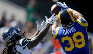 Seahawks' trick play becomes Rams' treat