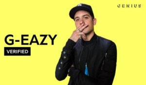 "G-Eazy Breaks Down ""No Limit"""