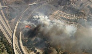 De violents incendies font 10 morts en Californie