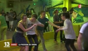 Danse : la passion du swing