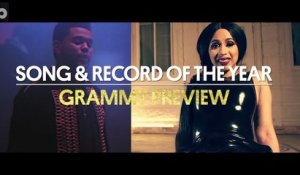 Grammy Preview: Song vs. Record of The Year | Experts Debate