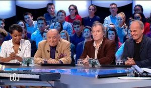 Claude Brasseur invité du Grand Journal de Canal Plus